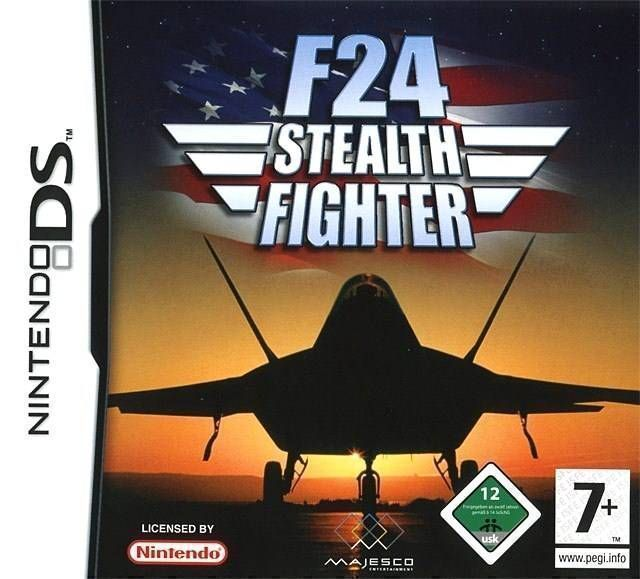 1202 - F-24 Stealth Fighter