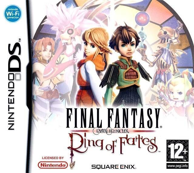 2153 - Final Fantasy Crystal Chronicles - Ring Of Fates