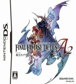 1535 - Final Fantasy Tactics A2 - Fuuketsu No Grimoire (6rz) ROM