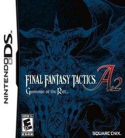 2384 - Final Fantasy Tactics A2 - Grimoire Of The Rift ROM