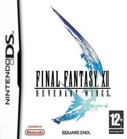 2018 - Final Fantasy XII - Revenant Wings ROM