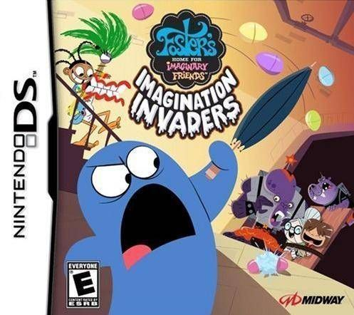 1725 - Foster's Home For Imaginary Friends - Imagination Invaders
