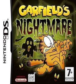 0893 - Garfield's Nightmare ROM