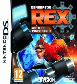 5906 - Generator Rex - Agent Of Providence ROM