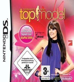 3697 - Germany's Next Topmodel - Das Offizielle Spiel Zur Staffel 2009 (DE) ROM