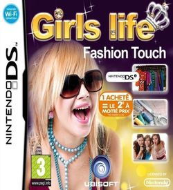 4380 - Girls Life - Fashion Addict (EU) ROM