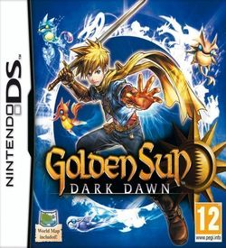 5387 - Golden Sun - Dark Dawn ROM