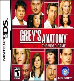 3592 - Grey's Anatomy - The Video Game (US) ROM