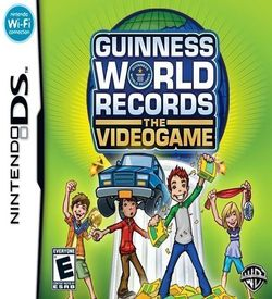 2933 - Guinness Book Of World Records - The Video Game ROM