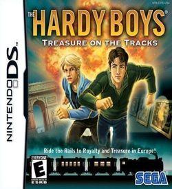 5254 - Hardy Boys - Treasure On The Tracks, The ROM