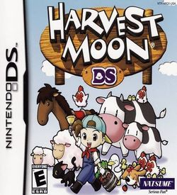 1395 - Harvest Moon DS (v01) (Lucifell) ROM