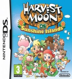 5359 - Harvest Moon DS - Sunshine Islands ROM