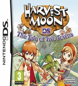 6070 - Harvest Moon - The Tale Of Two Towns ROM