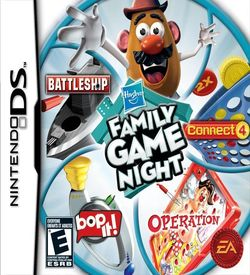 4988 - Hasbro Family Game Night ROM