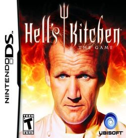 2643 - Hell's Kitchen - The Game ROM