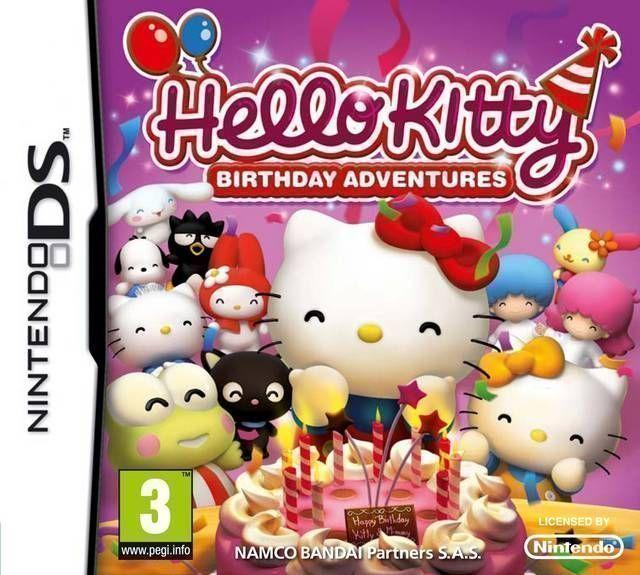 5510 - Hello Kitty - Birthday Adventures