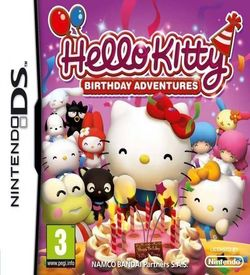 5510 - Hello Kitty - Birthday Adventures ROM