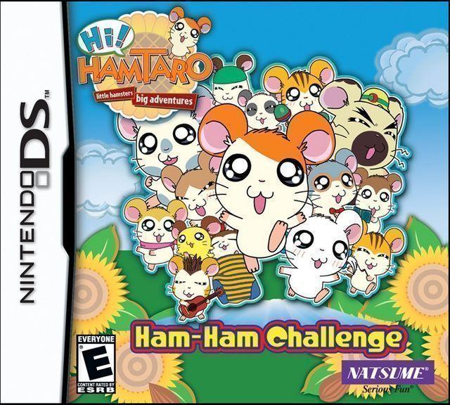 2793 - Hi! Hamtaro - Ham-Ham Challenge