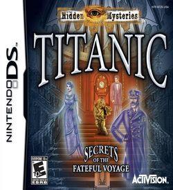 4895 - Hidden Mysteries - Titanic ROM