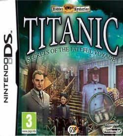 5355 - Hidden Mysteries - Titanic - Secrets Of The Fateful Voyage ROM