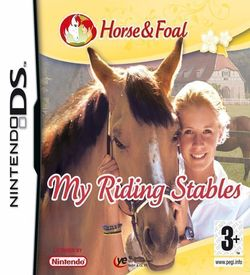 3488 - Horse And Foal - My Riding Stables (EU)(BAHAMUT) ROM