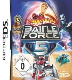 5201 - Hot Wheels - Battle Force 5 ROM
