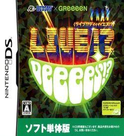 4863 - Hudson X GReeeeN - Live! DeeeeS! ROM