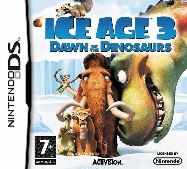 3967 - Ice Age 3 - Dawn Of The Dinosaurs (EU)(BAHAMUT)