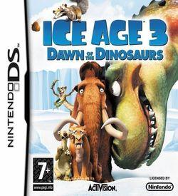 3905 - Ice Age 3 - Dawn Of The Dinosaurs (EU)(BAHAMUT) ROM