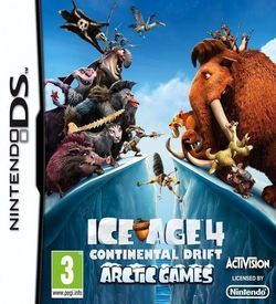 6050 - Ice Age 4 - Continental Drift - Arctic Games ROM