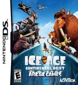 6061 - Ice Age 4 - Continental Drift - Arctic Games ROM