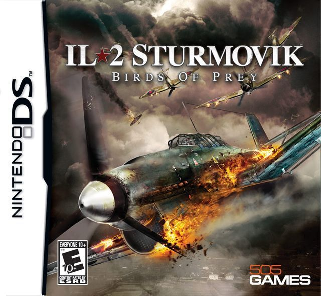 4306 - IL-2 Sturmovik - Birds Of Prey (US)