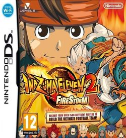 6035 - Inazuma Eleven 2 - Feuersturm ROM