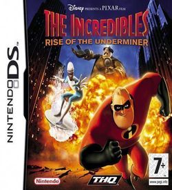 0153 - Incredibles - Rise Of The Underminer, The ROM