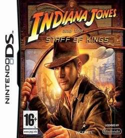3857 - Indiana Jones And The Staff Of Kings (EU)(BAHAMUT) ROM