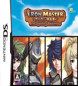 4272 - Iron Master - The Legendary Blacksmith (JP)(2CH) ROM