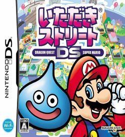 1157 - Itadaki Street DS - Dragon Quest Super Mario (iMPAcT) ROM