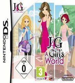 5150 - J4G - A Girl's World ROM