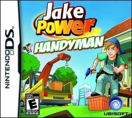 3768 - Jake Power - Handyman (US)(1 Up)