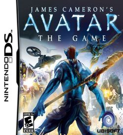 4529 - James Cameron's Avatar - The Game  (US) ROM
