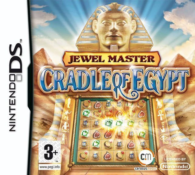 5539 - Jewel Master - Cradle Of Egypt