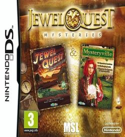 5569 - Jewel Quest Mysteries - Two Pack ROM