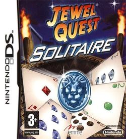 3663 - Jewel Quest - Solitaire - Solitaire With A Twist! (i) (EU) ROM