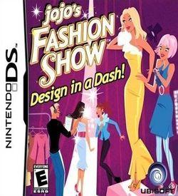 3362 - Jojo's Fashion Show - Design In A Dash! (US) ROM