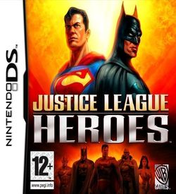 0754 - Justice League Heroes (Supremacy) ROM