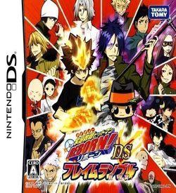 1698 - Katekyoo Hitman Reborn! DS Flame Rumble Mukuro Kyoushuu (6rz) ROM