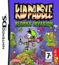 1655 - Kid Paddle - Blorks Invasion ROM