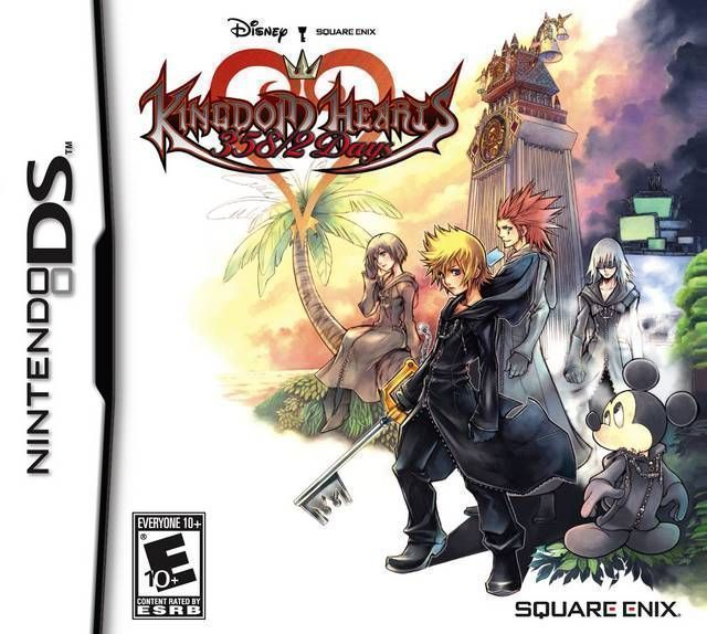 4262 - Kingdom Hearts - 358-2 Days (EU)