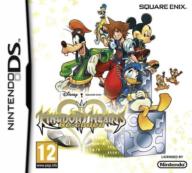 5474 - Kingdom Hearts - Re-Coded (Cracked Trimmed 1823 Mbit)