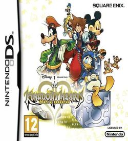 5474 - Kingdom Hearts - Re-Coded (Cracked Trimmed 1823 Mbit) ROM